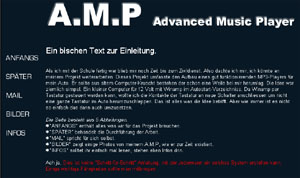 A.M.P Advanced Music Player